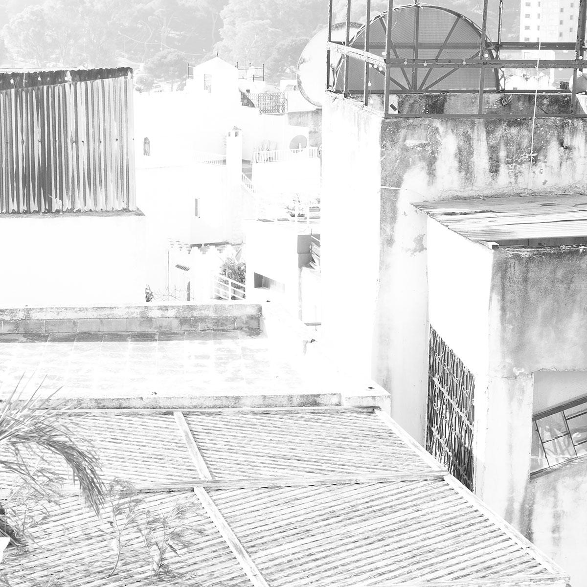 Dachstruktur – Suse Güllert