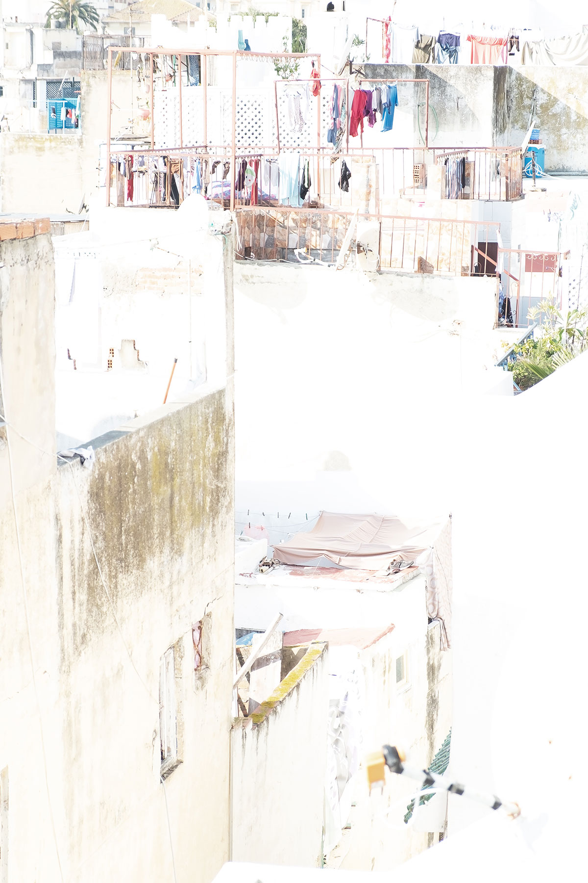 Dach mit Wäschestruktur – Suse Güllert