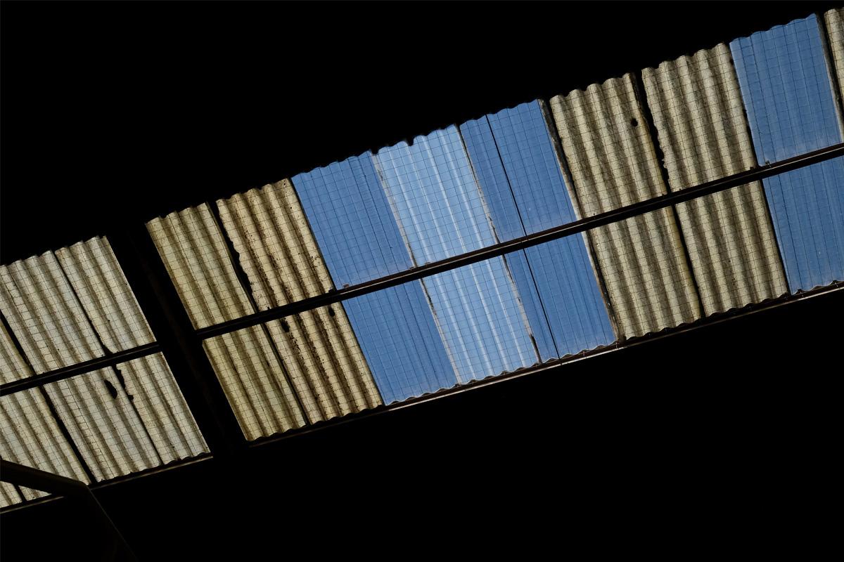 Industriedach – Suse Güllert