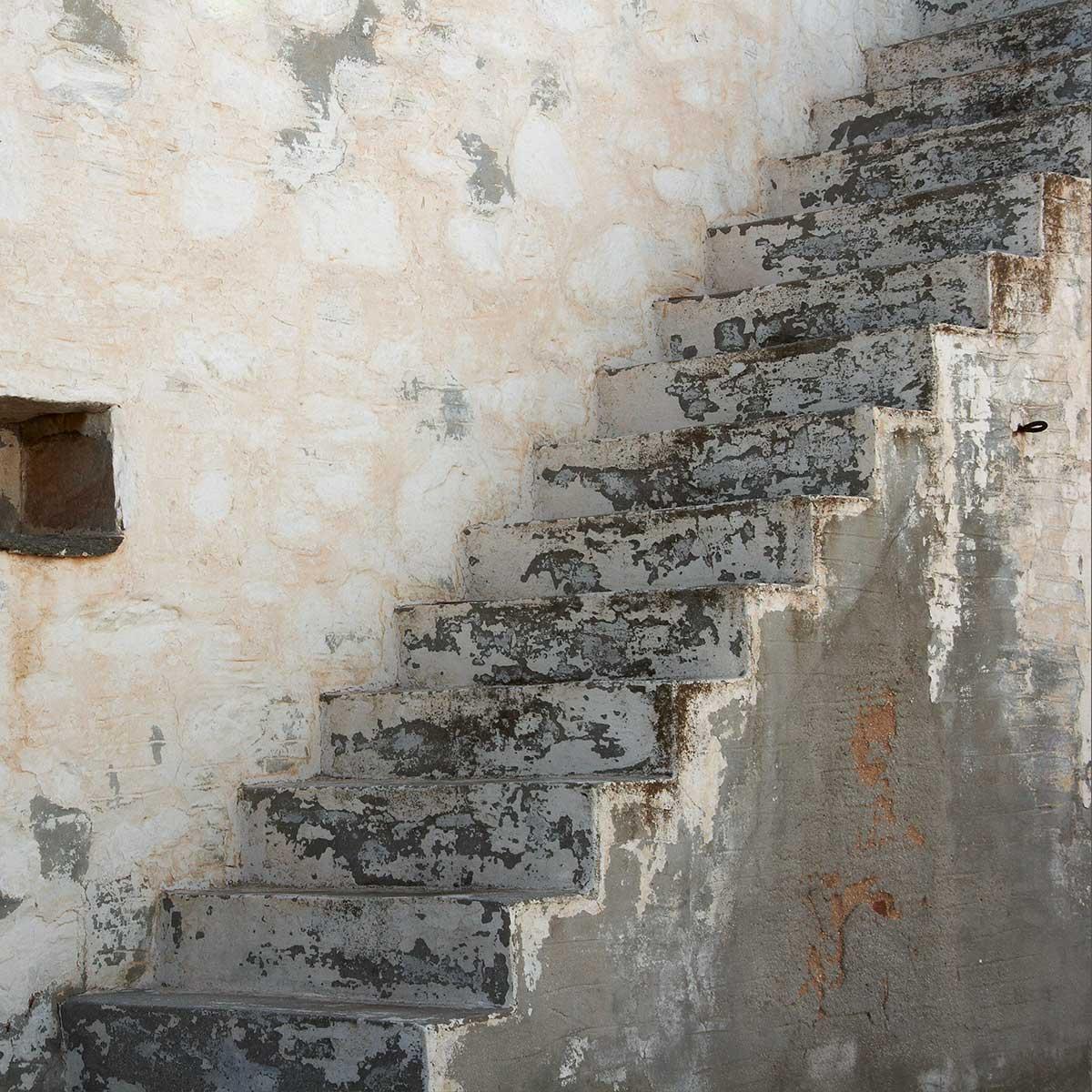 Griechische Treppe – Suse Güllert