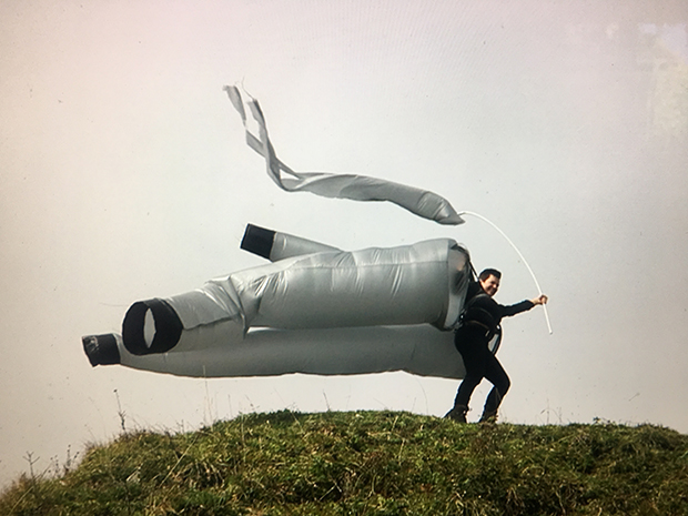 Judith Egger · Transmission Wind · 2020
